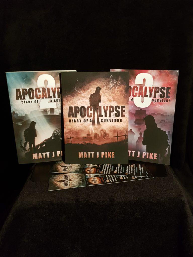 the apocalypse survivors audiobook
